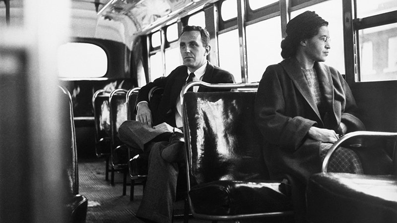 Rosa Parks Biopic Feature in Development from Winter State Entertainment