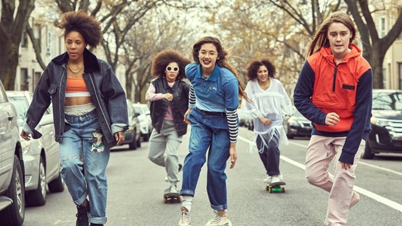 HBO Developing Female Skateboarding Comedy Series