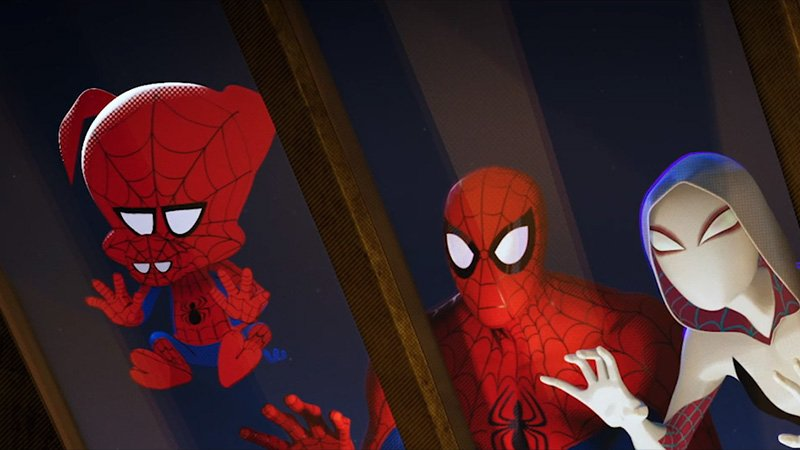 Meet Spider-Ham in New Into the Spider-Verse Clip