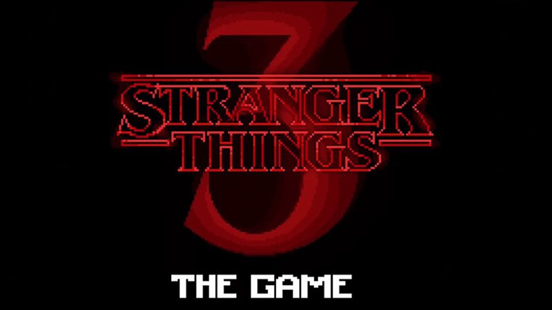 Stranger Things 3 Will Be Getting a Retro Tie-In Game