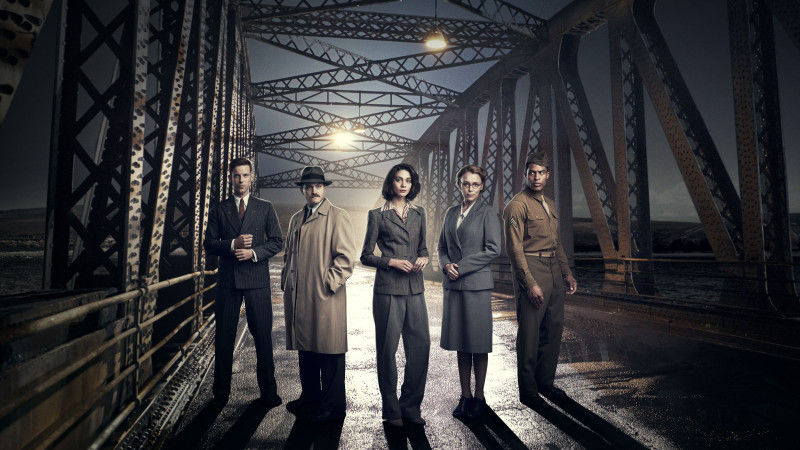 First Look at Traitors Spy Drama from Channel 4 & Netflix Released