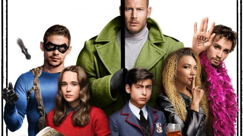 Netflix Debuts The Umbrella Academy Teaser Trailer