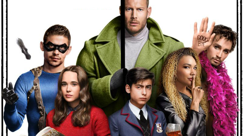 'The Umbrella Academy' Superhero Series Is Coming to Netflix Next Year