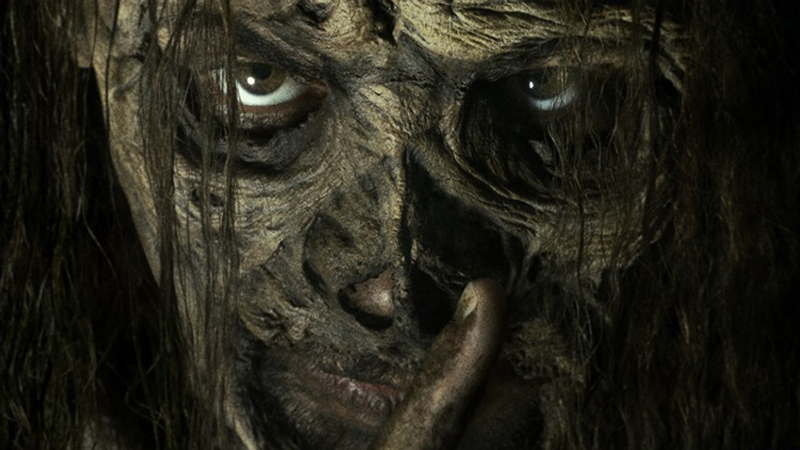 The Walking Dead Season 9B Key Art Reveals Alpha First Look
