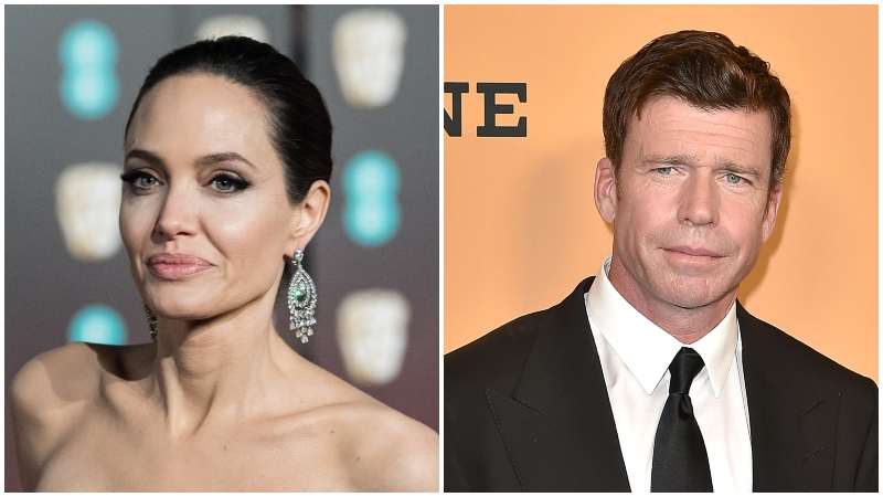 Angelina Jolie and Taylor Sheridan Team Up for Those Who Wish Me Dead