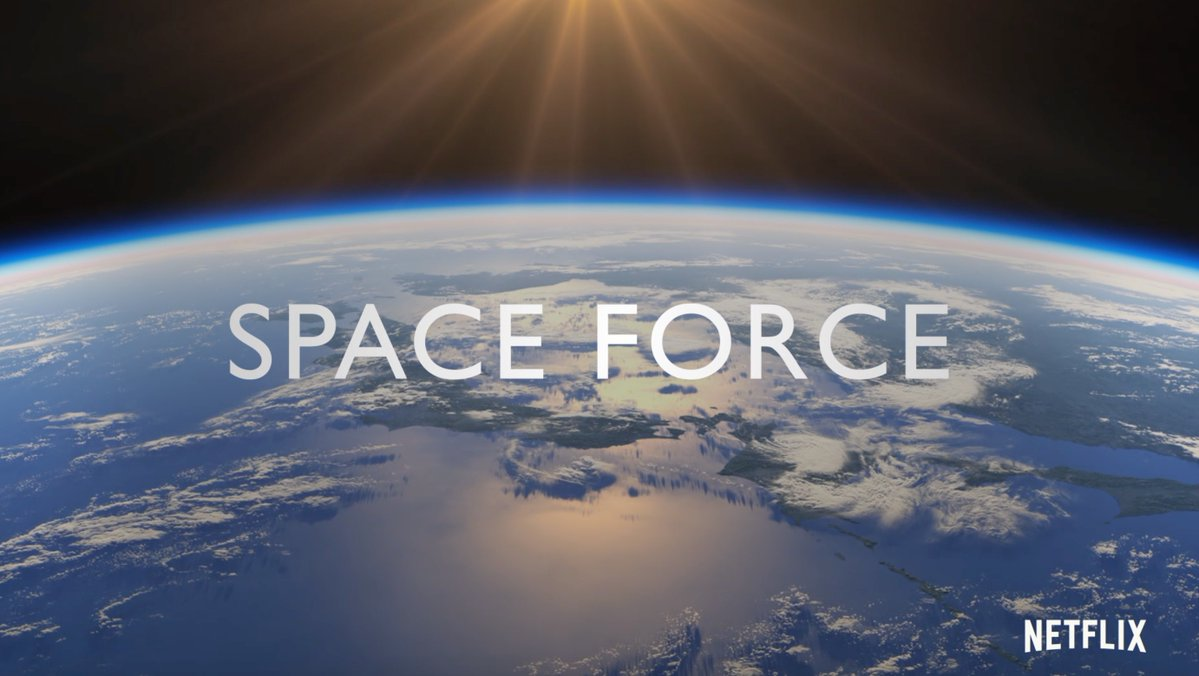 Sorry, Trump. Netflix is creating its own 'Space Force'