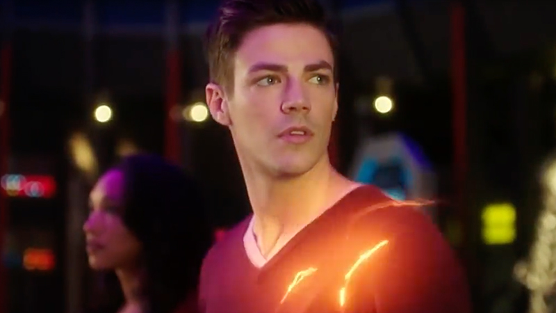 Memories Never Lie in Promo for The Flash Episode 5.12