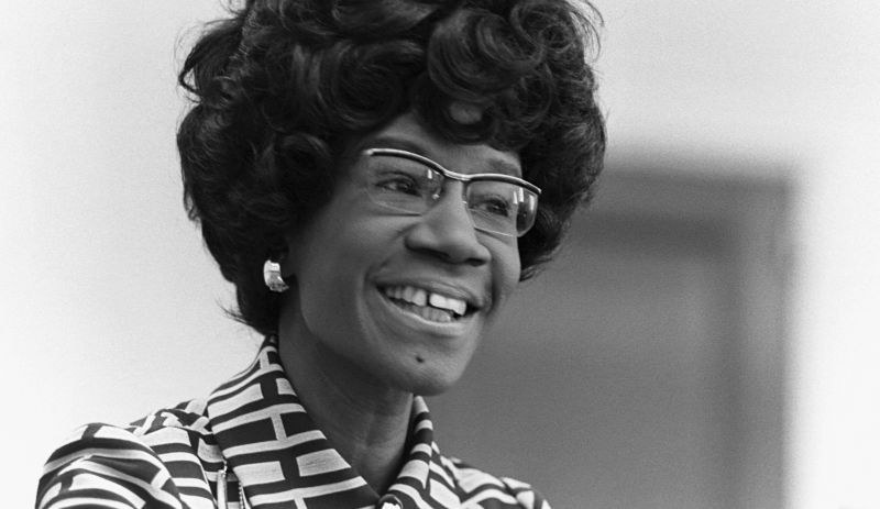 Shirley Chisholm Biopic Moves Forward at Amazon with Viola Davis
