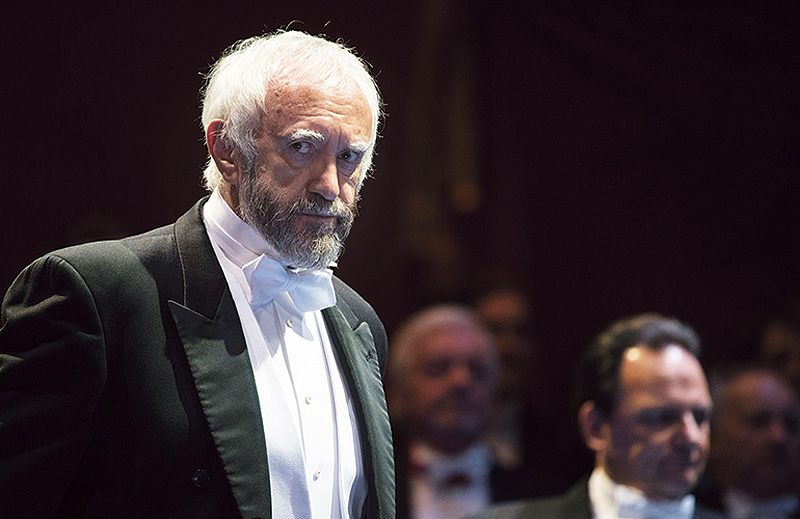 CS Interview: Jonathan Pryce on The Wife, Quixote & More!