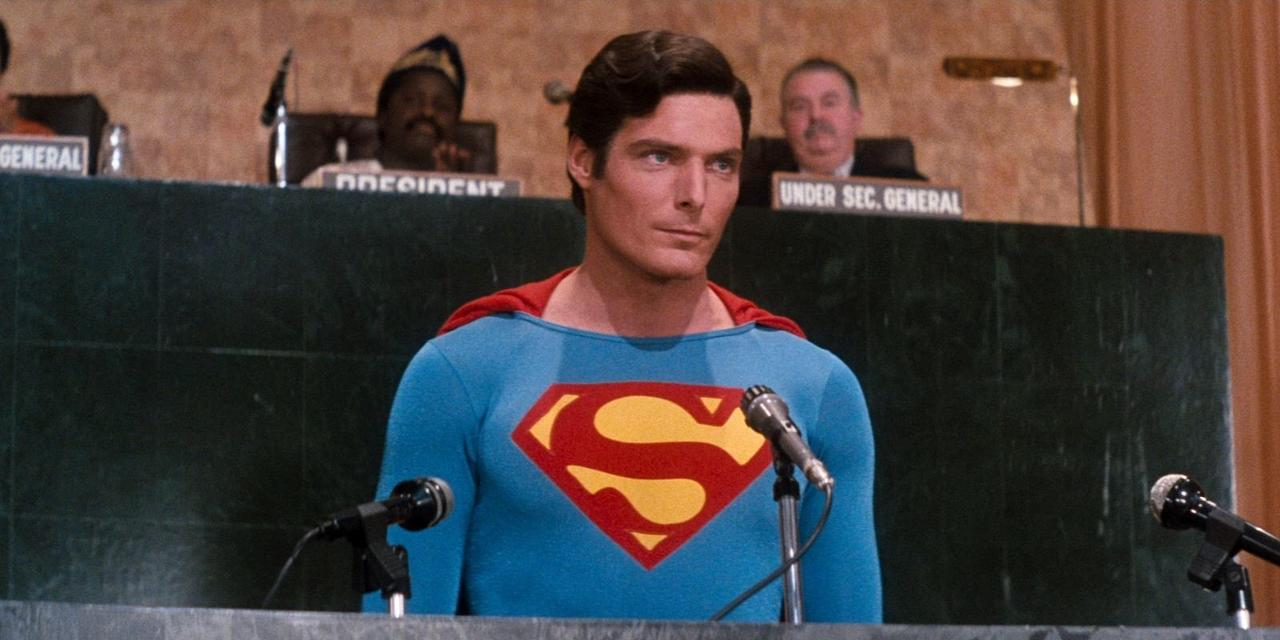 You Will Believe- Ranking the Live-Action Superman Films