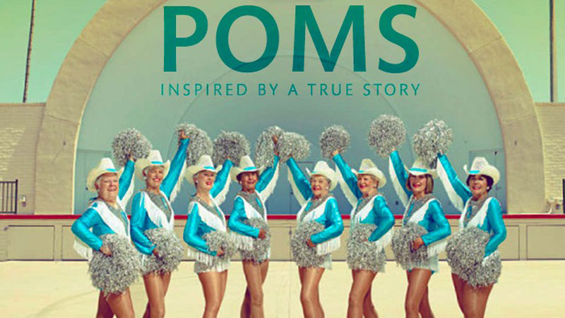 Diane Keaton movie Poms