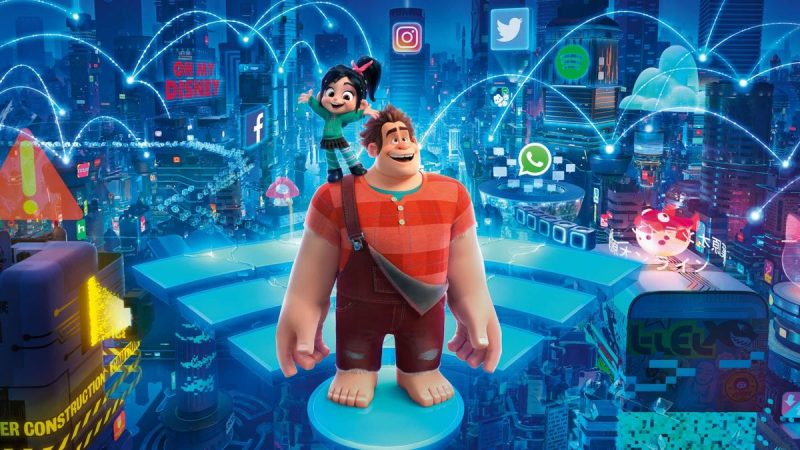 Ralph Breaks the Internet heads to home video