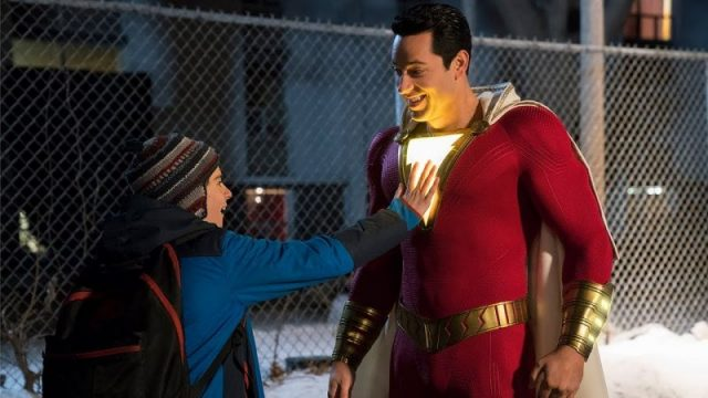 Darla Finds out that Billy Batson is Shazam! in New Clip