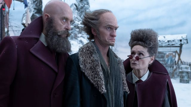 A Series of Unfortunate Events ranked