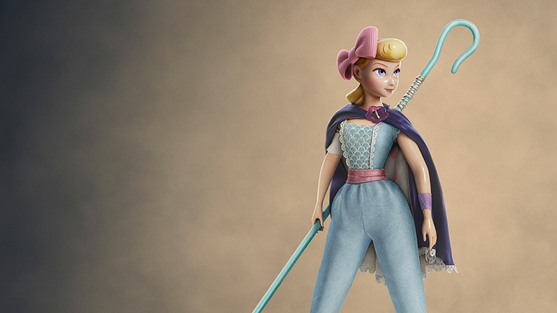 Bo Peep is a whole new woman in 'Toy Story 4'