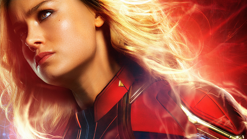 Captain Marvel Character Posters Released