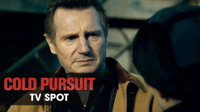 New Cold Pursuit TV Spots: The Perfect Revenge is All In the Execution