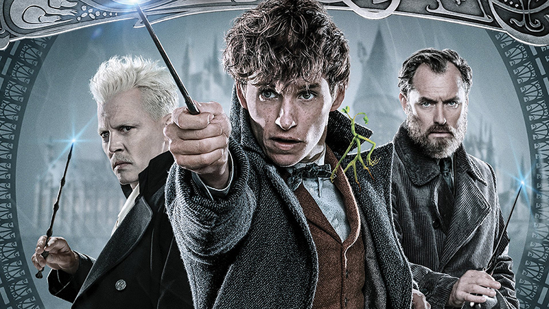 Crimes Of Grindelwald Stream