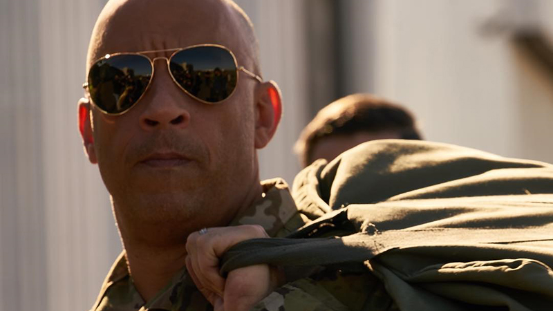 Vin Diesel Reveals First Look at Bloodshot Film