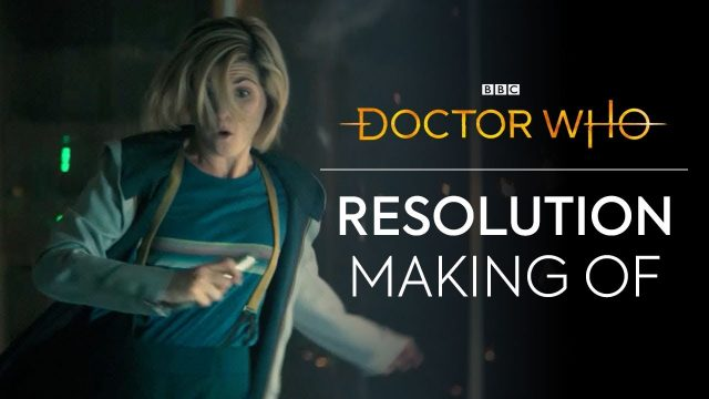 Doctor Who Releases the New Years Day Special Featurettes