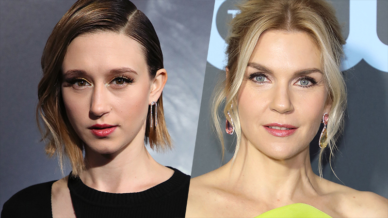 Twilight Zone Reboot Adds Taissa Farmiga, Rhea Seehorn & More