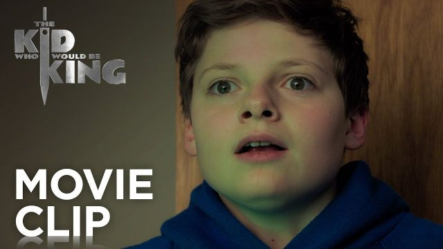 The Kid Who Would Be King Clip: Alex Summons the Lady of the Lake