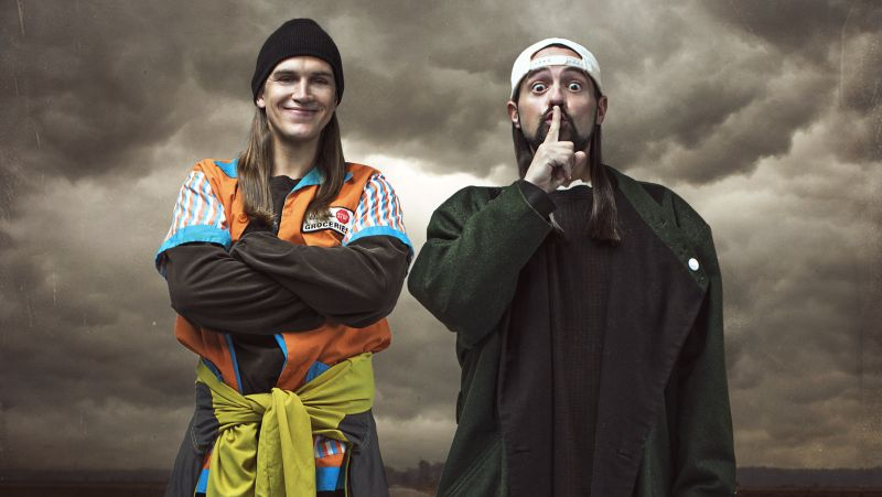 Jay and Silent Bob Reboot Picked Up by Saban Films