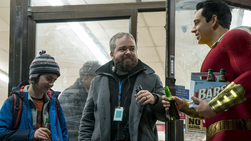 Shazam! Director on Blending His Influences for Making a Blockbuster