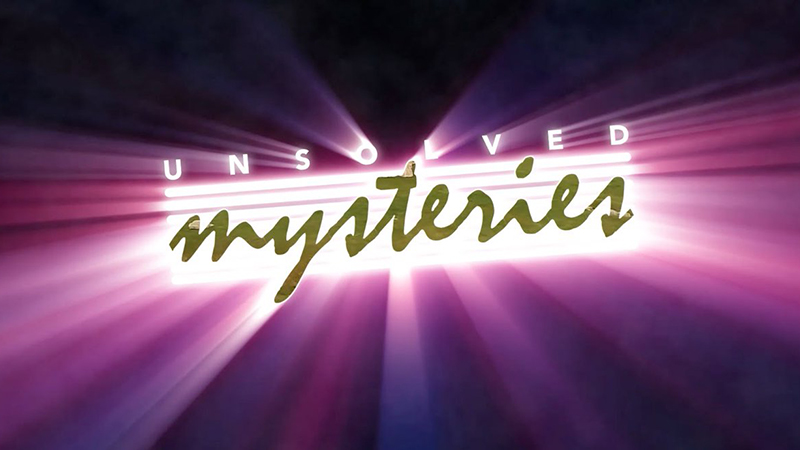 Netflix taps Stranger Things producer for Unsolved Mysteries reboot