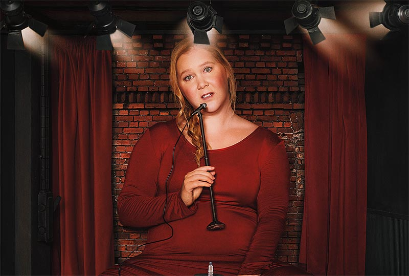Amy Schumer Growing Comedy Special for Netflix Gets a Trailer