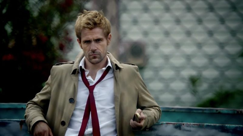 Matt Ryan May Star in New Constantine TV Series