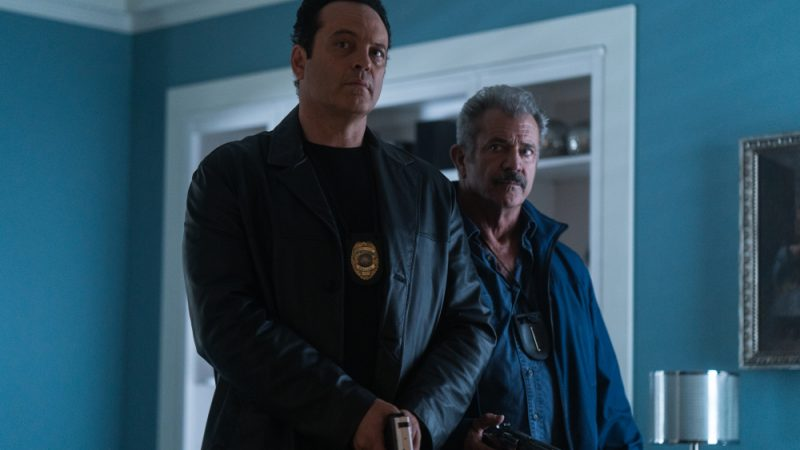 Dragged Across Concrete trailer