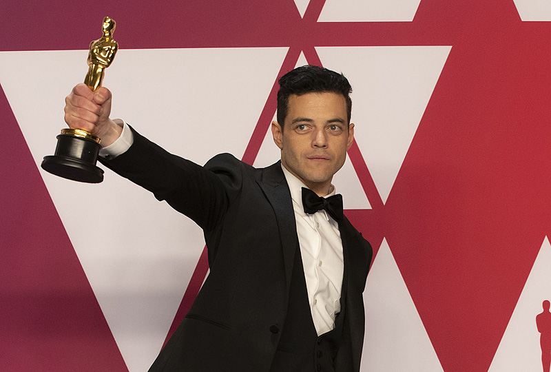 Rami Malek in Talks to Star as the Villain in Bond 25