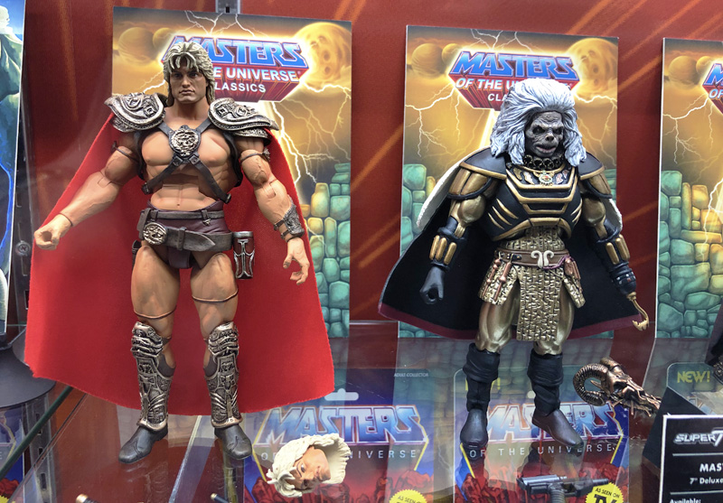 Exclusive Super7 Toy Fair 2019 Reveals Gallery