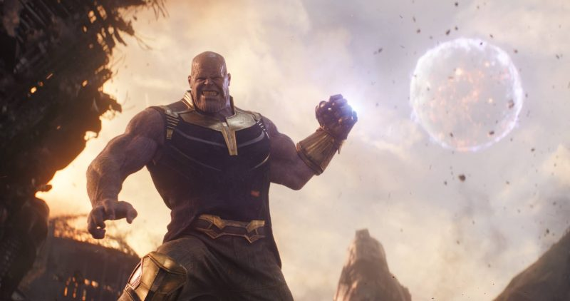 Avengers: Infinity War had no VFX