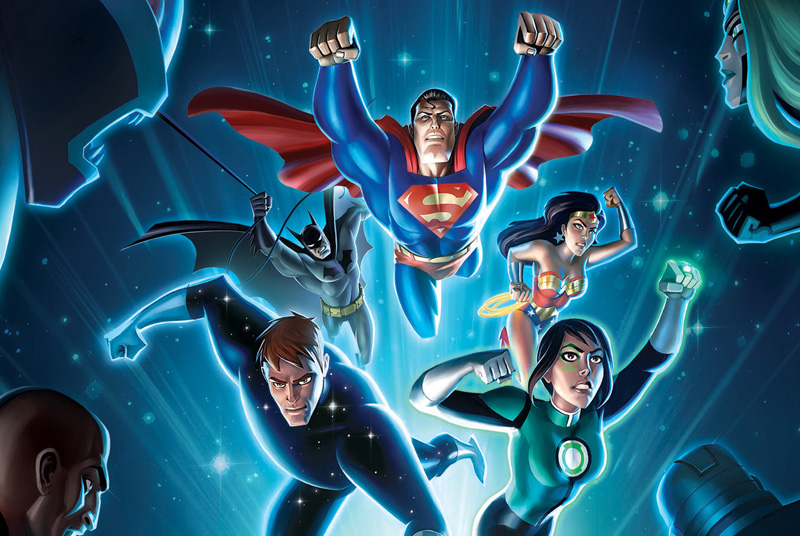 Justice League vs The Fatal Five Trailer Unites DC's Heroes
