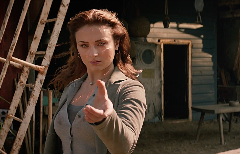 New Dark Phoenix trailer shows Jean Grey wielding her ultimate power