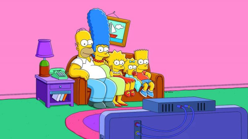 The Simpsons has been renewed
