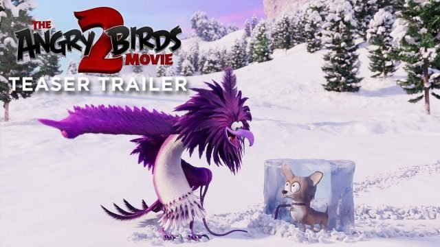 The Angry Birds Movie 2 trailer is all about ice, ice, baby