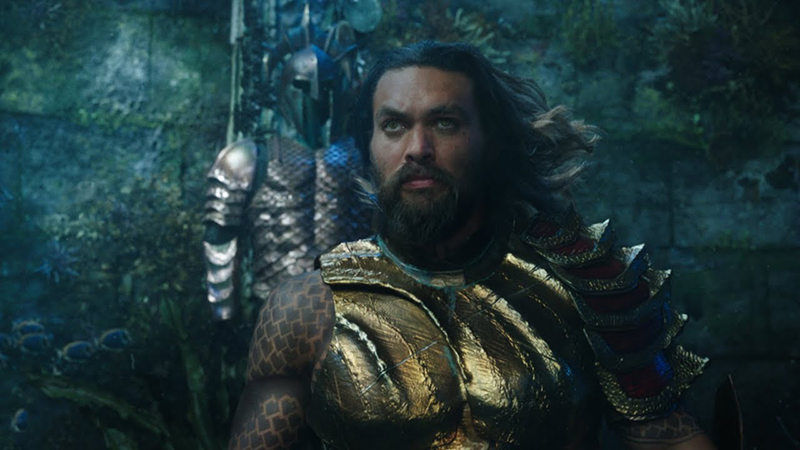 James Cameron Praises & Throws Shade at Aquaman
