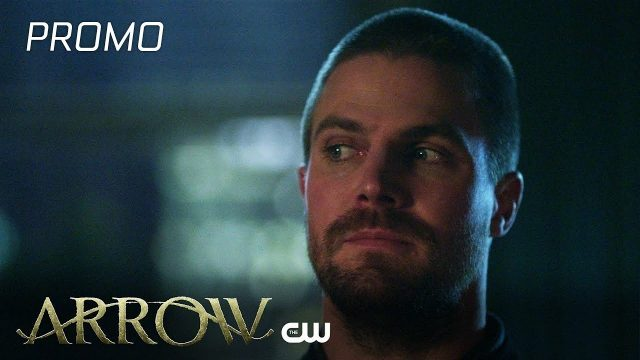 Arrow Episode 7.13 Promo: The Hunt is On for the Star City Slayer