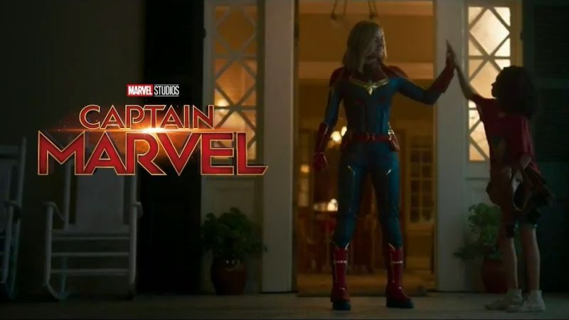 First Captain Marvel clip teases Brie Larson's powerful new Avenger. Watch here