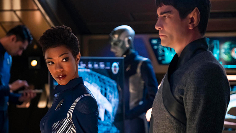 Star Trek: Discovery Season 3 Is a Go with New Showrunner