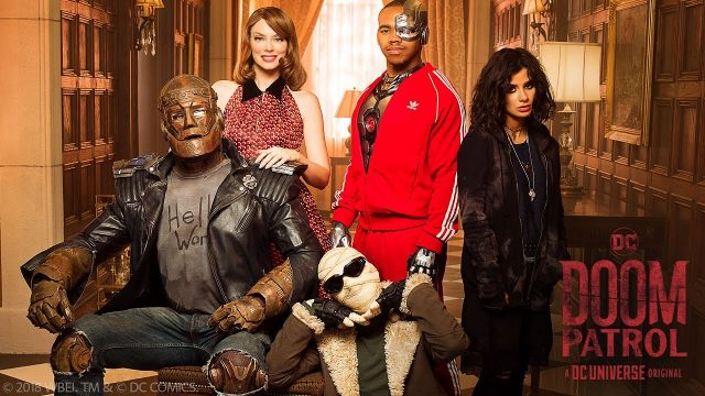 New Doom Patrol Teaser Reveals First Look at Mr. Nobody