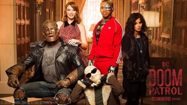The Team Meets the Original Doom Patrol in New Episode 6 Promo