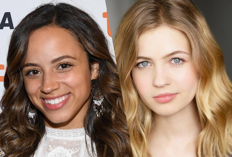 Kiana Madeira, Olivia Welch Cast as Leads in Fox's Fear Street Trilogy