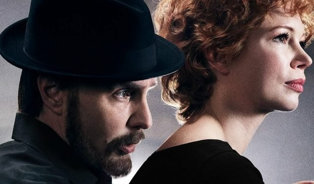 New Fosse/Verdon Poster Features Sam Rockwell and Michelle Williams