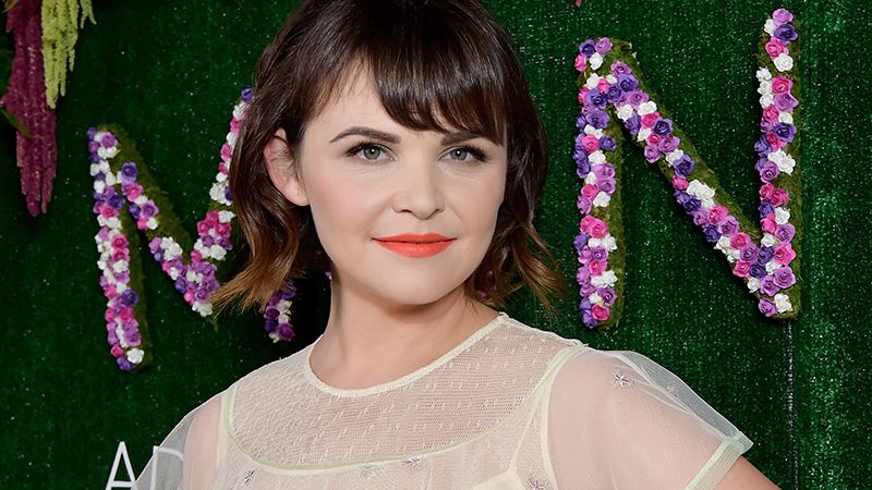 Ginnifer Goodwin Is Crossing Over into The Twilight Zone