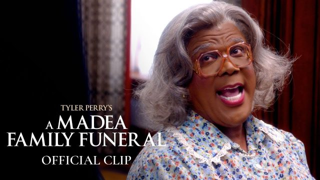New Madea Family Funeral Clip Reveals Why Madea Can't Go to Court