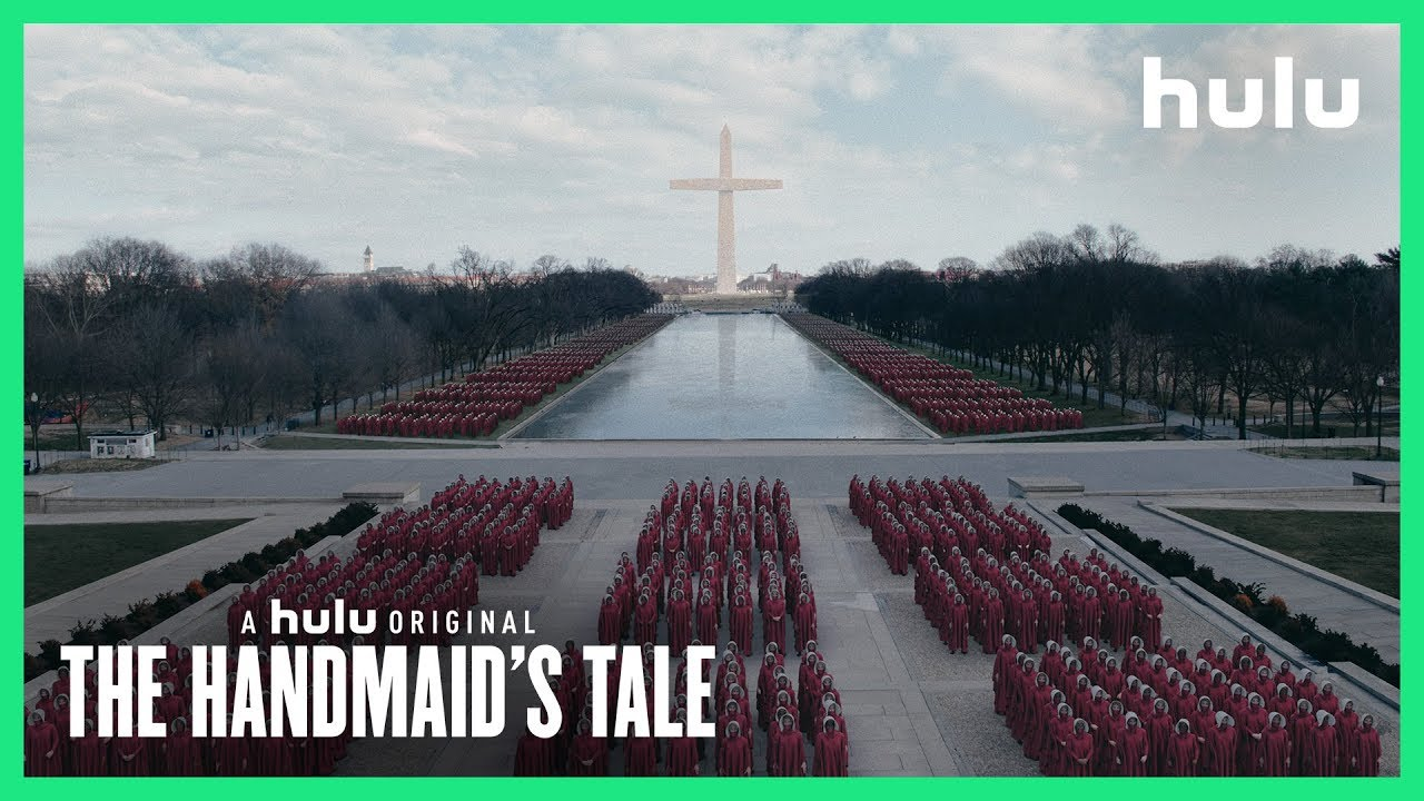 Things Get Big In The HANDMAID'S TALE Super Bowl Spot